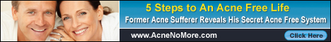 how to get rid of acne